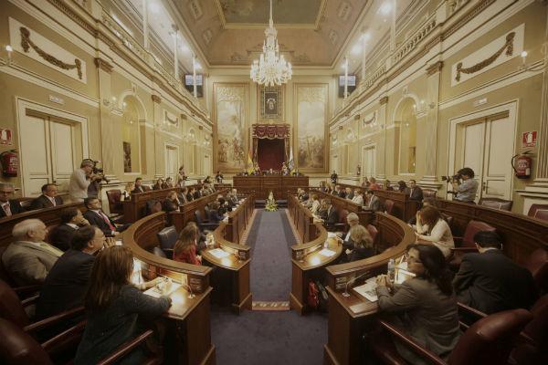 Parlamento de Canarias: 60 diputados asignados con una fórmula controvertida de equilibrios territoriales.