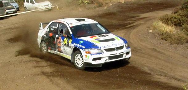 Rally de Tierra de Gran Canaria Juan Carlos Quintana