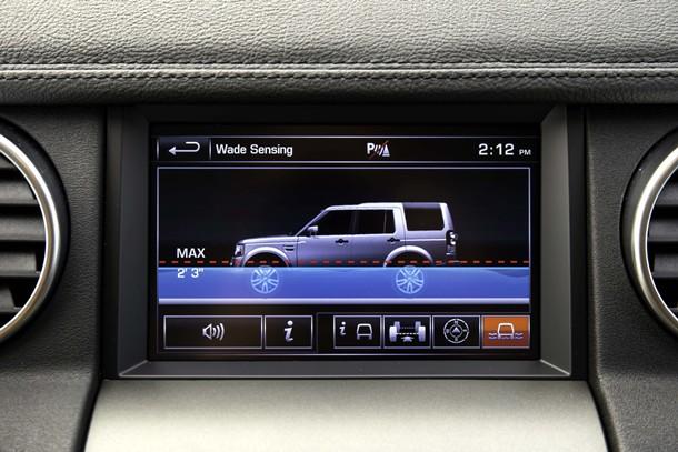 Range Rover Evoque Tecnologia