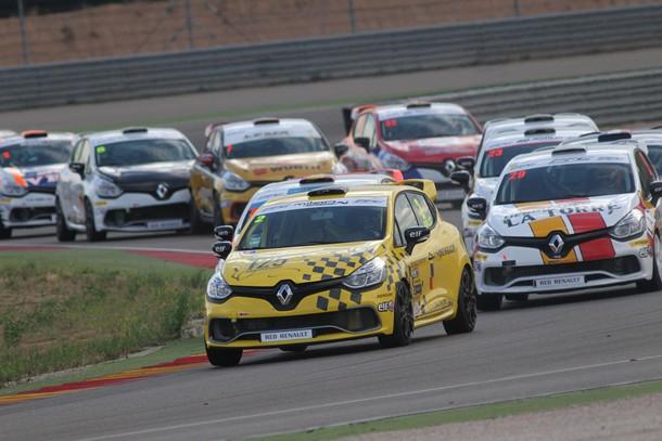 Renault Clio Cup Circuitos