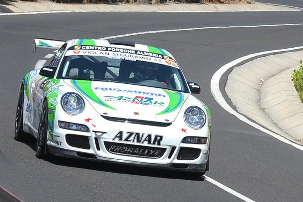 sm Subida Arona - La Escalona Jose Antonio Aznar Porsche 911 GT3