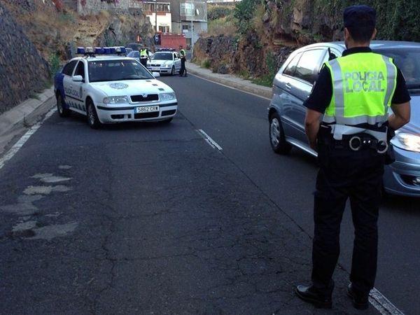 Control de la Policía Local. | DA