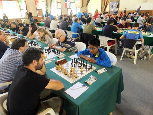 Alberto Álvarez subió 38 puntos de Elo durante el torneo. / j . l. f.
