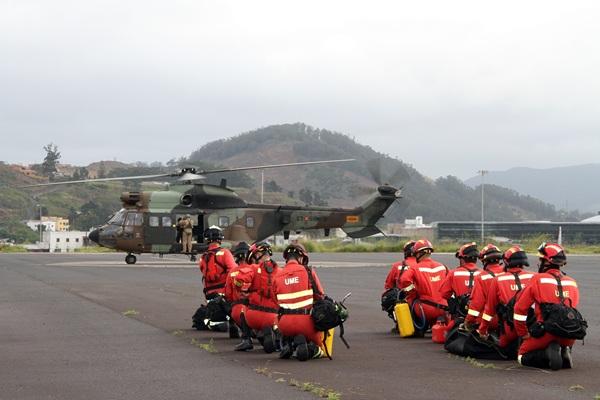 Estos ejercicios son para elevar el nivel de coordinación de ambos recursos de emergencias. / DA