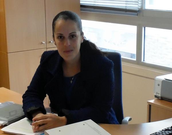 Nuria Marrero, concejala de Asuntos Sociales. / DA