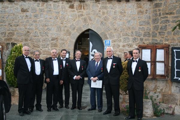 En defensa de los valores caballerescos, la Castilla eterna y la unidad de España. / DA