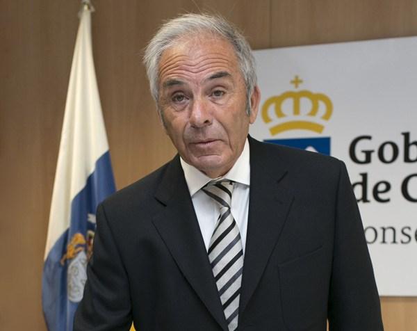 Juan Jesús Ayala, presidente del PNC en Tenerife