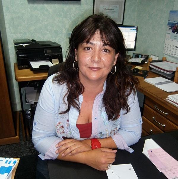 Raquel García, presidenta del comité local del PP de Arona. / DA