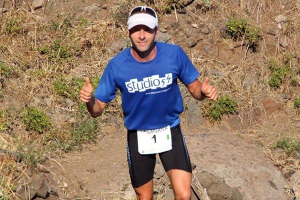 Daylos García fue el gran dominador de la categoría masculina. / DA