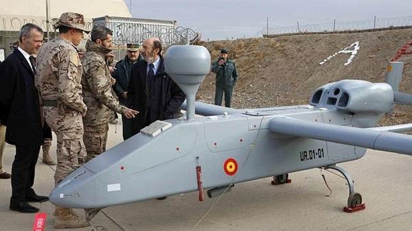 Los aparatos PASI, como el de la imagen de archivo, son utilizados por España en Afganistán desde 2008. / DA