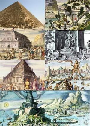 Las 7 maravillas antiguas. | EP