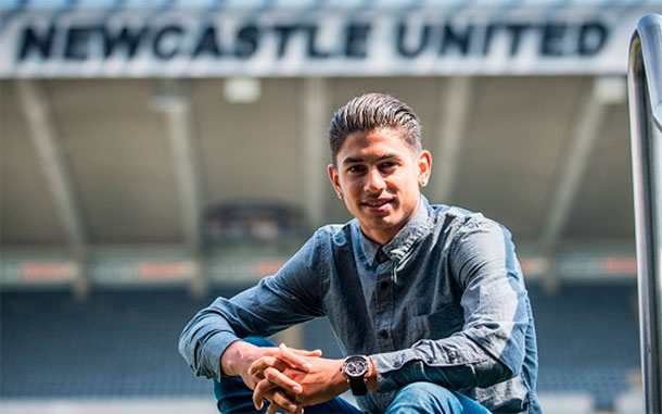 Ayoze Perez Newcastle