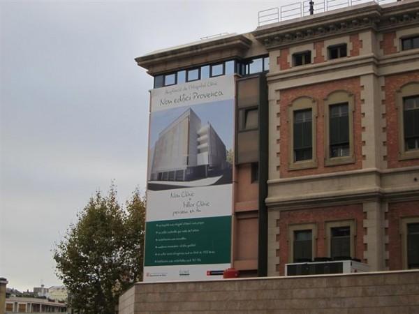 El paciente está ingresado en el Hospital Clinic de Barcelona. | EP