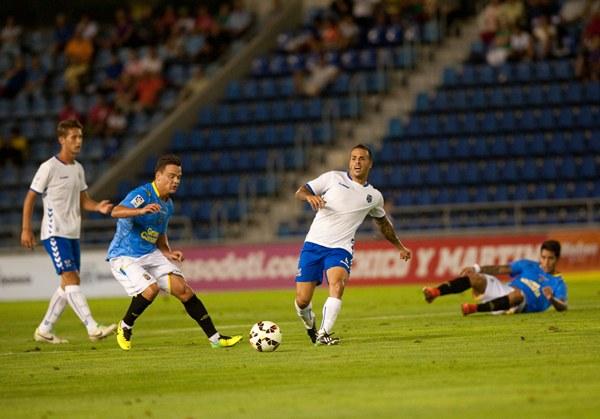 Copa Mahou Tenerife Las Palmas 4