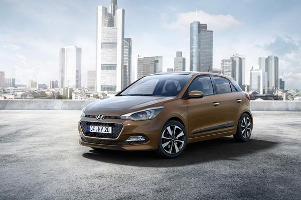 Primera imagen del nuevo modelo Hyundai i20. / DA
