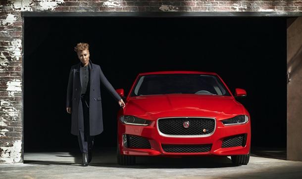 Jaguar XE y Emeli Sande