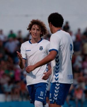 Maxi fue uno de los jugadores más destacados en el equipo local. | F.P.