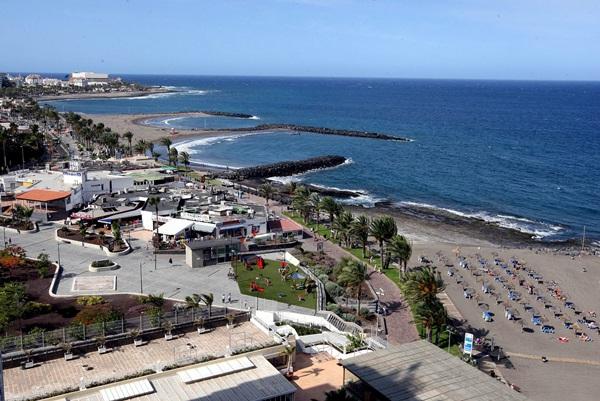 La zona de Playa de las Américas es una de las seleccionadas. / DA