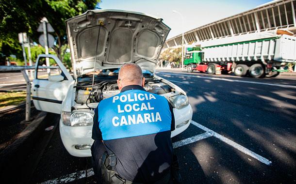 RADAR POLICÍA SANTA CRUZ