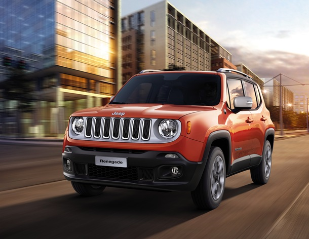 Jeep Renegade 'Opening Edition'