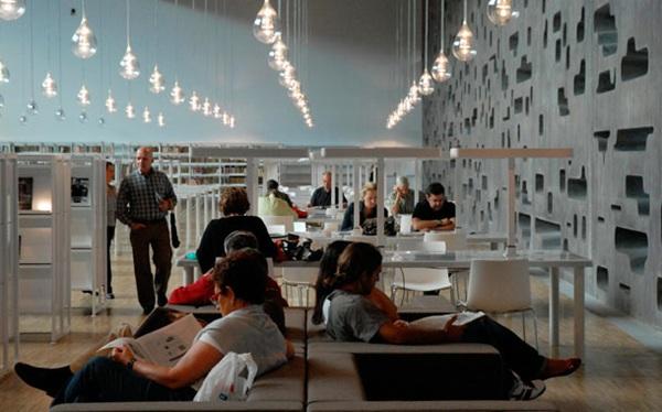 La sala de estudio de TEA será la primera en acoger el nuevo sistema. / DA