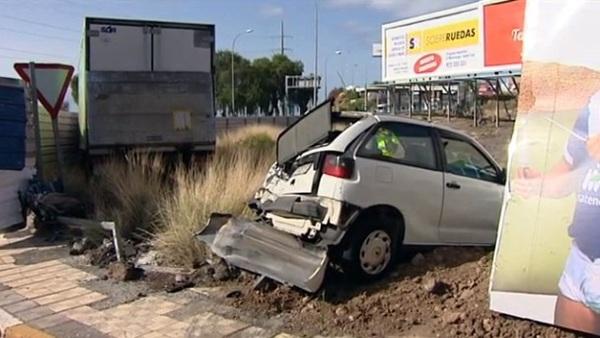 Cuando hay daños, el Cabildo inicia expedientes contra los seguros. / DA
