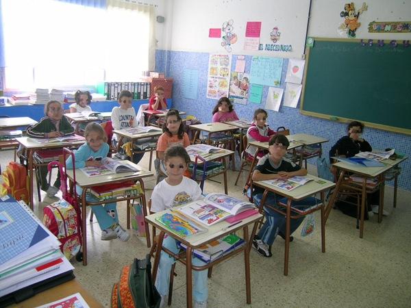 Más del 80% de las familias en el Archipiélago matriculan a sus hijos en Religión en Primaria. | DA