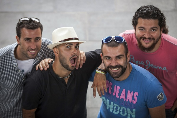 Efecto Pasillo, uno de los grupos participantes el próximo día 23 en el Festival Son Atlántico. / DA