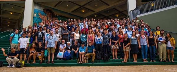 El primer encuentro internacional sobre biología insular reunió en Hawái a más de 400 investigadores de 35 países de todo el mundo, entre ellos ocho canarios. | DA