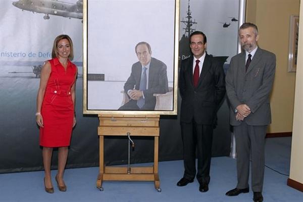 Retrato de José Bono, exministro de Defensa. / DA