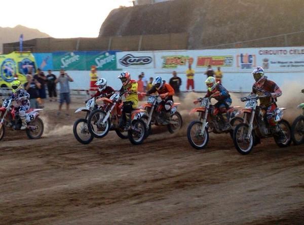 Motociclismo Motocross