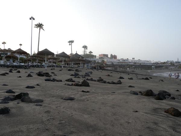 playa castigar