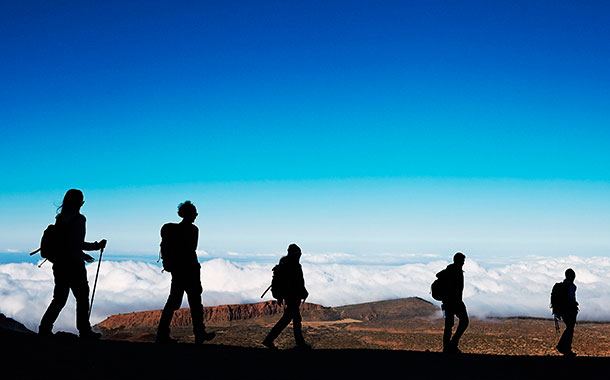 Teleférico Teide