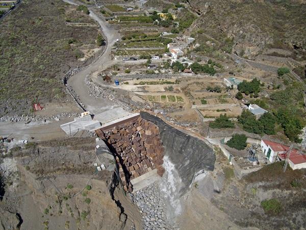 El Cabildo ya invirtió en la zona 2,5 millones de euros en 2007. / DA