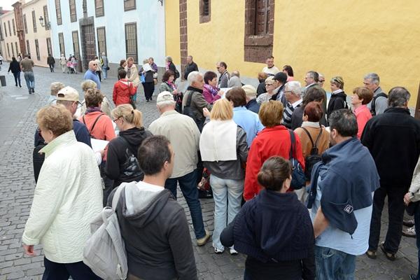 La mayor parte de los extranjeros residentes en el Archipiélago son comunitarios. / DA