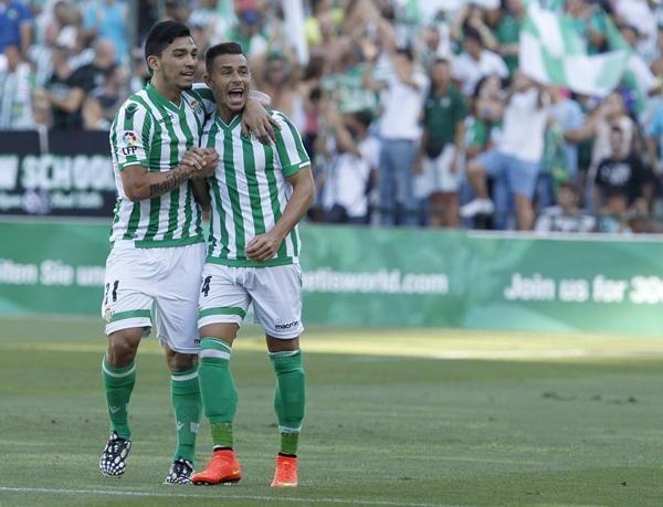 El Betis recibe en Sevilla al Llagostera en esta segunda ronda. / R. N.