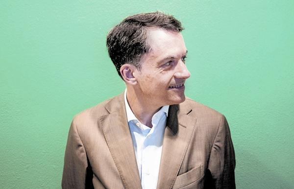 José Joaquín Bethencourt, consejero Insular del Área de Agricultura, Ganadería y Pesca. / ANDRÉS GUTIÉRREZ