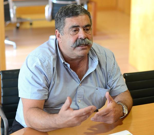 Pedro Rodríguez Zaragoza es el presidente de la Autoridad Portuaria de Santa Cruz de Tenerife. /  S.M.