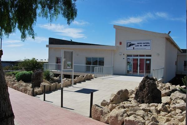 El centro de alzhéimer se ubicará en el Centro Cultural de Llano del Camello. / DA