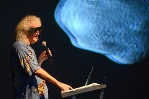 El músico y astrofísico Brian May. / S.M.