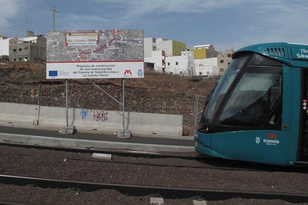 La instalación se ubicará, según las previsiones, entre las paradas de Tíncer y San Jerónimo. / DA