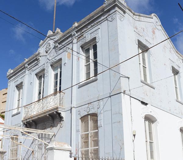 La futura Casa de la Juventud está en el barrio de El Toscal. / S. MÉNDEZ