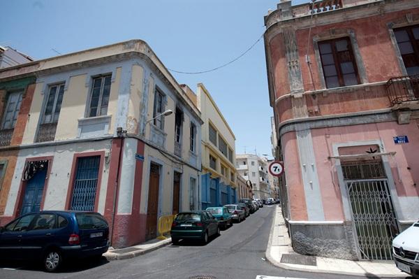 El Plan Especial de El Toscal pretende revitalizar este céntrico barrio capitalino. / FRAN PALLERO