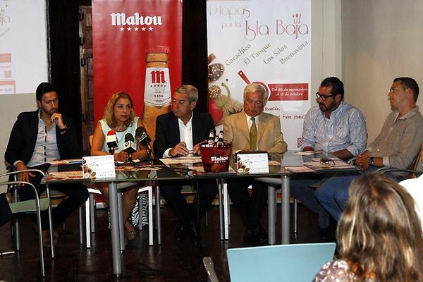 Los detalles del certamen fueron dados a conocer ayer en la Casa de la Aduana, en Puerto de la Cruz. / DA