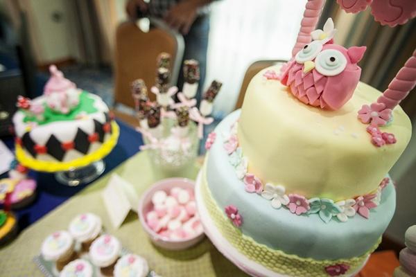 El hotel puede acoger fiestas y encuentros de todo tipo, como cumpleaños. / A.G.