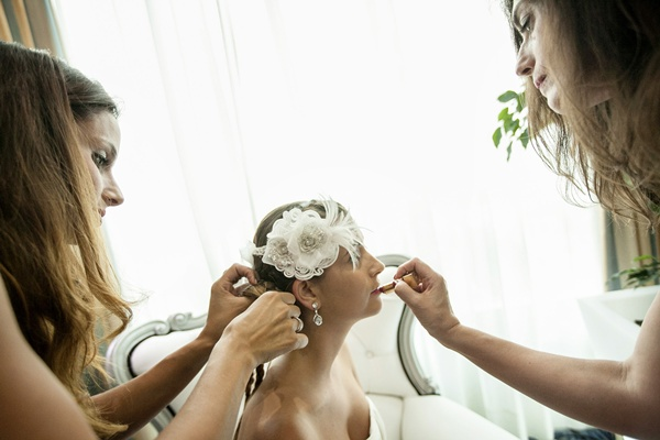 Participaron proveedores de moda, peluquería y estética. / A.G.