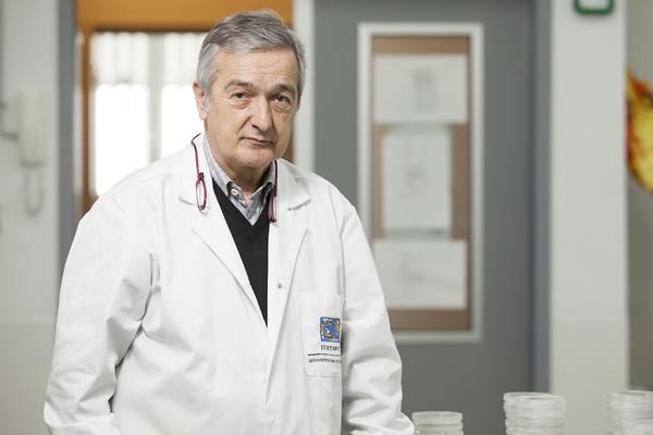 El director del Instituto de Enfermedades Tropicales de Canarias, Basilio Valladares. / RAMÓN DE LA ROCHA