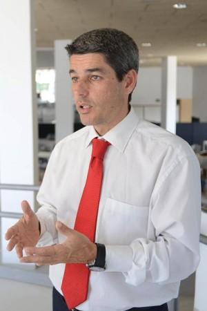 Alberto Bernabé. | S. M.