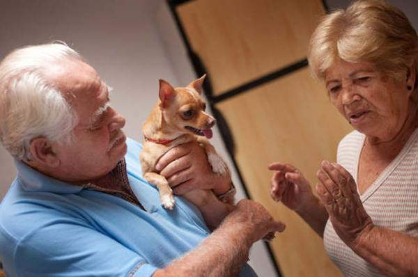 Antonio y Berta enseñan su nueva casa. | F. P.