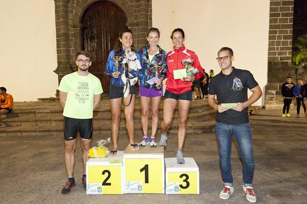 Carrera Noche Güimarera-Trofeo Pirámides de Güímar